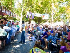 10 Things We Love About the Calaveras Grape Stomp & Gold Rush Street Faire