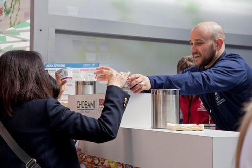 Image 4 for Chobani Heads to the Olympics