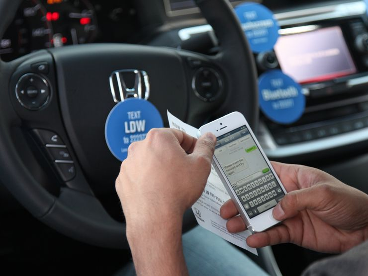 Image 1 for Honda Cash Car Campaign