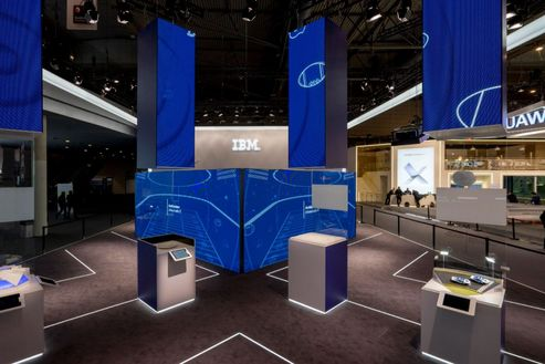 Image 5 for IBM asks MWC audience 'What if you could build a smarter future now?'