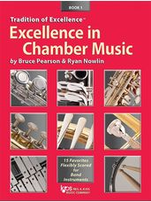 Excellence in Chamber Music Book 1 - F Horn