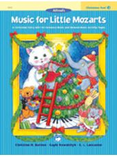 Christmas Fun Book 3 Music for Little Mozarts