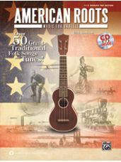 American Roots Music for Ukulele (Book & CD)