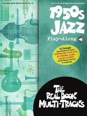 1950s Jazz Play-Along (Book/Audio)