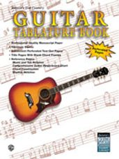 21st Century Guitar Tablature Book [Guitar]