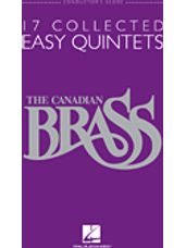 17 Collected Easy Quintets (Score)