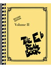 Real Book, The - Volume II - Eb instruments