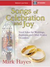 Songs of Celebration and Joy (Book/CD)