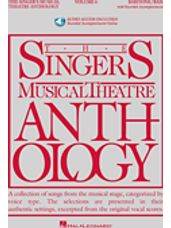Singer's Musical Theatre Anthology - Volume 6 (Book & Audio Access)
