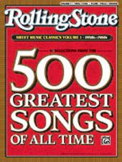 Rolling Stone Sheet Music Classics, Vol. 1: 1950s-1960s [Piano/Vocal/Chords]
