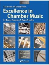 Excellence in Chamber Music Book 2 (Electric Bass)