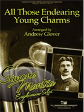 All Those Endearing Young Charms (Baritone Treble Clef)