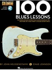 100 Blues Lessons (Book/Audio)