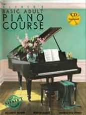 Alfred's Basic Adult Piano Course Lesson Book 2 (Book/CD)