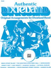 Authentic Dixieland [Piano/Conductor]