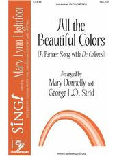 All the Beautiful Colors (Partner Song with De Colores)