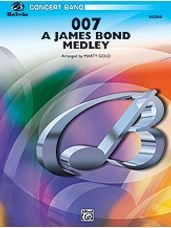 007 -- A James Bond Medley (Full Score)