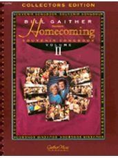 Gaithers - Homecoming Souvenir Songbook, Volume 2, The