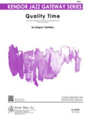 Quality Time (Convertible Instrumentation)