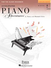Accelerated Piano Adventures for the Older Beginner Lesson 2