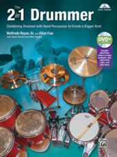 2-in-1 Drummer (Book and DVD)