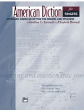 American Diction for Singers (Book)
