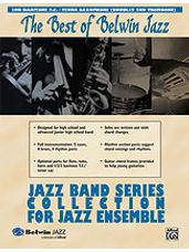Best of Belwin Jazz: Jazz Band Collection for Jazz Ensemble [2nd Baritone Horn]