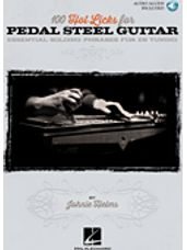 100 Hot Licks for Pedal Steel Guitar (Book and CD)