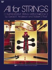 All For Strings Book 2-Violin