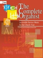 Complete Organist, The  (2 staff)