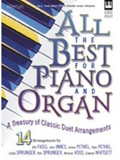 All the Best for Piano and Organ