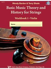 Basic Music Theory and History for Strings - Cello