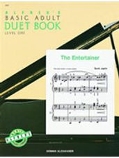 Alfred's Basic Adult Piano Course - Duet Book 1