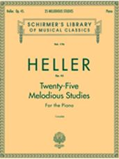 25 Melodious Studies, Op. 45 (Complete)