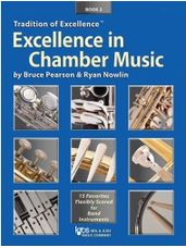 Excellence in Chamber Music Book 2 (Trumpet/Baritone TC)