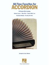 All-Time Favorites for Accordion
