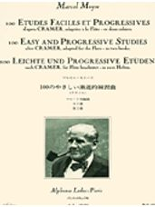 100 Easy and Progressive Studies After Cramer for Flute