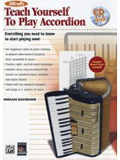 Alfred's Teach Yourself to Play Accordion [BK/CD]