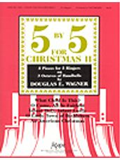 Five-by-Five for Christmas II (Quintet Collection)