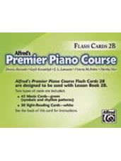 Alfred's Premier Piano Course Flashcards 2B
