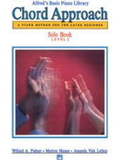 Alfred's Basic Piano Chord Approach Solo Book 2