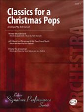 Classics for a Christmas Pops, Level 1 [String Orchestra]