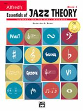 Alfred's Essentials of Jazz Theory (Book 1 &CD)