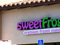 Sweet Frog Frozen Yogurt