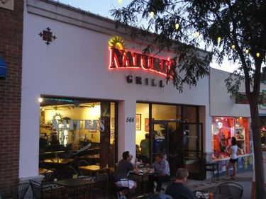 Nature's Grill & Juice Bar
